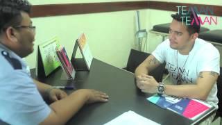 getlinkyoutube.com-Seleb Mario Lawalata Mendapat HIV/AIDS tes di klinik POKDISUS, RSCM JAKARTA TemanTeman.org