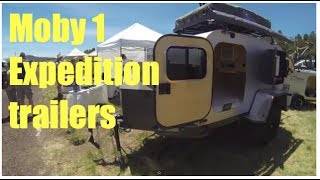 getlinkyoutube.com-Moby1 expedition trailers: Overland Expo