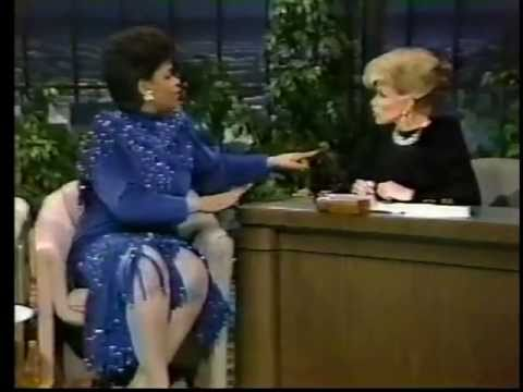 Joan Rivers tells Oprah to Lose weight (1985 interview)