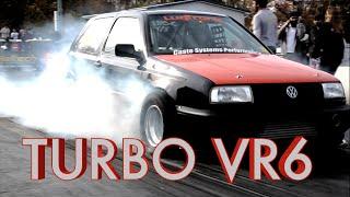 getlinkyoutube.com-INSANE Turbo VR6 Powered VW's in the 8's!