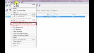 getlinkyoutube.com-How to Run any WinForms GUI as a Windows Service