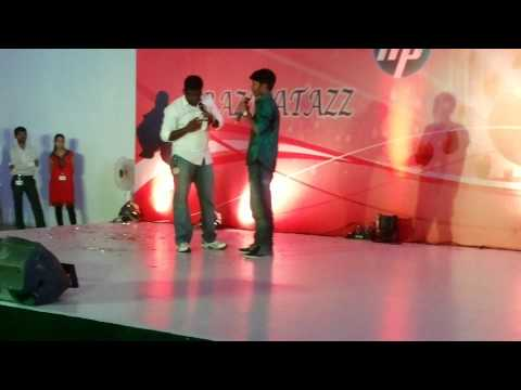 Deepak comedy skits (Kannada and Tamil) World Record