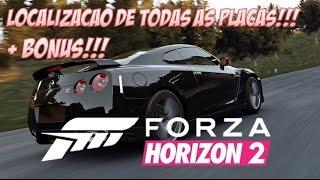 getlinkyoutube.com-Forza Horizon 2 - Localização de todas placas de desconto e as Placas de dinheiro! + Bonus!!