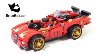 getlinkyoutube.com-Lego Ninjago 70727 X-1 Ninja Charger - Lego Speed build