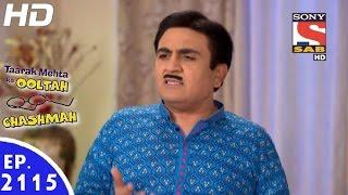 getlinkyoutube.com-Taarak Mehta Ka Ooltah Chashmah - तारक मेहता - Episode 2115 - 13th January, 2017