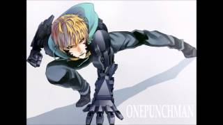 getlinkyoutube.com-One Punch Man OST: Genos Fight Theme (BETA)