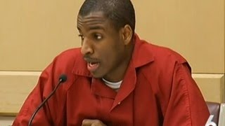 getlinkyoutube.com-Convicted MURDERER DARES Judge to Give Him DEATH PENALTY!!