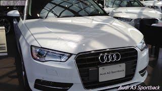 getlinkyoutube.com-A.C. STYLE アウディ Audi A3 Sportback インプレッション