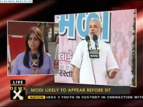 Narendra Modi likely to face SIT