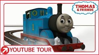 getlinkyoutube.com-Thomas Is Leaving The Island of Sodor!   Thomas & Friends