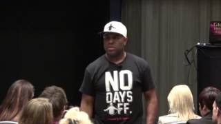 "getlinkyoutube.com-Eric Thomas Australia - ""You Will Not Quit"""