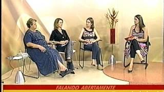getlinkyoutube.com-Parte 1 de 3 - Marlene Markus Podologa de Florianopolis em entrevista