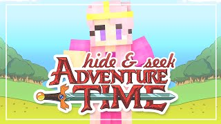 getlinkyoutube.com-Minecraft: Hide & Seek   ADVENTURE TIME