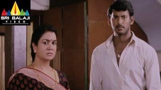 Bhayya Telugu Movie Part 7/11   Vishal, Priyamani   Sri Balaji Video