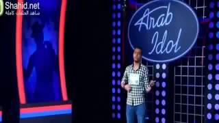 getlinkyoutube.com-Arab Idol هروب نانسي وأحلام بسبب متسابق يحضر الأرواح  YouTube
