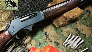 getlinkyoutube.com-Henry  45 70 Government Lever Action Rifle Review