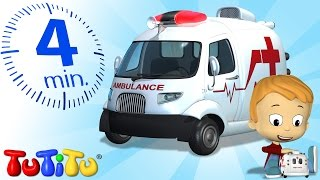 getlinkyoutube.com-TuTiTu Specials | Ambulance Car | Toys and Songs for Children