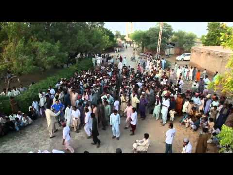 Pakistan: Shelter for 2011 Flood Victims