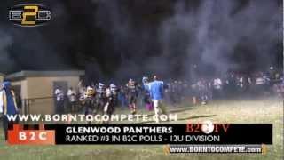B2C: #3 Glenwood Panthers vs Atlanta Vikings - 12U Division