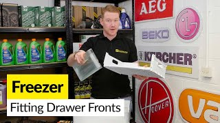 getlinkyoutube.com-How to Fit Freezer Drawer Fronts