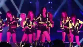 getlinkyoutube.com-SNSD -  BAD GIRL   2nd Japan Tour