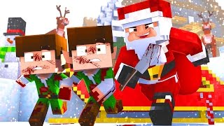 getlinkyoutube.com-CHRISTMAS MURDER! | Minecraft Murder Mystery