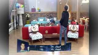 getlinkyoutube.com-رفاييل ومروان يقلدون حنان الخضر بحركة الارنب هههههههه