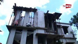 getlinkyoutube.com-Matrix - Gypsum Panel House Construction ( GFRG) - FRBL - Kochi | Tv New