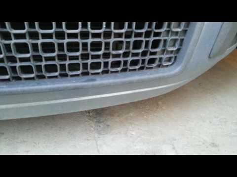 Снятие решётки радиатора на форд фьюжн