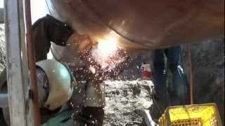 getlinkyoutube.com-Pipeline Welding  -  42 Inch Tie-In