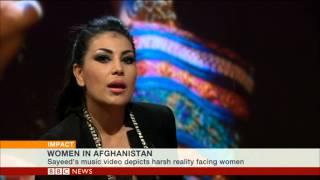 getlinkyoutube.com-BBC WORLD NEWS SPEAKS TO AFGHAN POP STAR ARYANA SAYEED