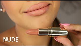 getlinkyoutube.com-Swatches: New Gerard Lipsticks + All Glosses!