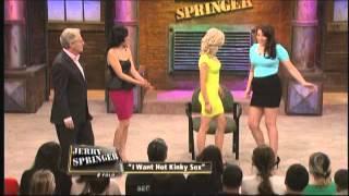 getlinkyoutube.com-I Want Hot Kinky Sex (The Jerry Springer Show)