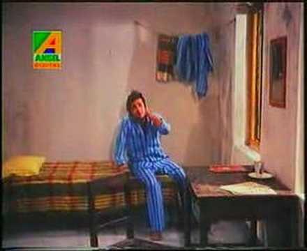 Ami Eka By Amit Kumar(Bangla Hit Song)