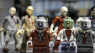 getlinkyoutube.com-The Walking Dead Lego film 1 seaon 1 ep/ Ходячие мертвецы (лего версия) 3 серия, 1 сезон 1 серия