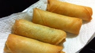 getlinkyoutube.com-SPRING ROLLS
