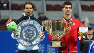 getlinkyoutube.com-2015 ATP Beijing Final Highlights - Novak Djokovic v Rafael Nadal