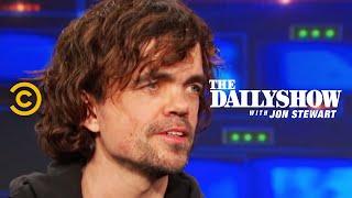 getlinkyoutube.com-The Daily Show - Peter Dinklage