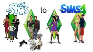 getlinkyoutube.com-The Sims Trailers - From The Sims 1 to The Sims 4