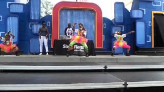 getlinkyoutube.com-D'squared Live at Six Flags