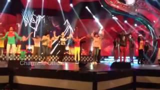 getlinkyoutube.com-Charmme  Gangnam Style  Rehearsal Video - CineMaa Awards 2013