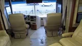 getlinkyoutube.com-2005 Winnebago Vectra 36RD Class A Diesel , 4 Slides , Full Body Paint, $30K Under NADA, $69,900