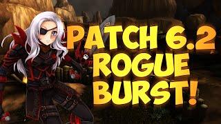 getlinkyoutube.com-♣ Sensus | WoW Rogue PvP Burst | Patch 6.2 Rogue Burst! (WoW WoD Rogue PvP) [Patch 6.2]