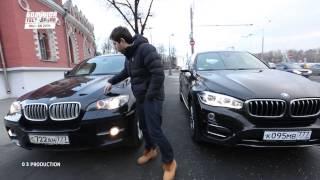getlinkyoutube.com-BMW X6 xDrive50i 2015 (F16) - Большой тест-драйв (видеоверсия) / Big Test Drive