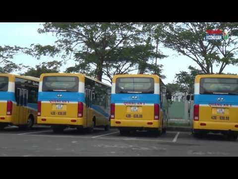 Đìu hiu xe Bus trợ giá tại Đà Nẵng