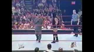 Rodney Mack vs Goldberg
