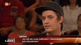 "getlinkyoutube.com-LeFloid: ""Angela Merkel hat mich benutzt"" 19.08.2015  Markus Lanz - Bananenrepublik"