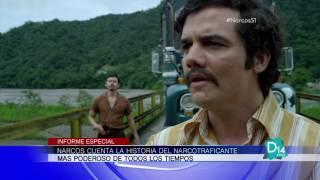 La serie Narcos llega a Univision, inspirada en la vida de Pablo Escobar