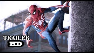 Marvel's Spider Man (PS4) (2018) Video Game Trailer