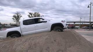 "getlinkyoutube.com-2016 Toyota Tacoma TRD Off-Road ""Crawl Control"" Demonstration"